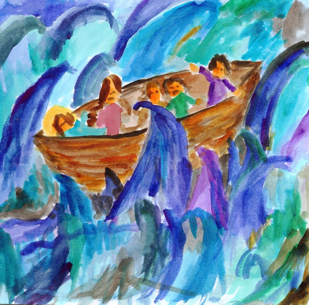 9de066ff0 Evanjeliom inšpirované maľby - Blog | Štefan Hrbček | Moja Komunita