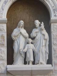 106. Sv. rodina (Bazilika Sv. Jozefa) - 106. Sv. rodina (Bazilika Sv. Jozefa).jpg