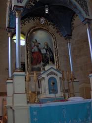 Ołtarz w kościele w Telgart.jpg - Prijatie Charty 1.10.2011