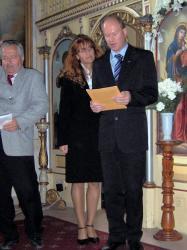 odczytanie tekstu przed przyjęciem Karty.jpg - Prijatie Charty 1.10.2011