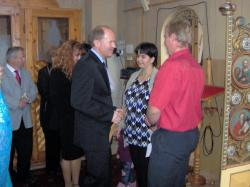 po przyjęciu Karty - gratujacje i życzenia.jpg - Prijatie Charty 1.10.2011
