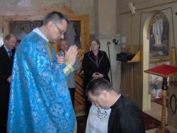przyjęcie Karty i błogosławieństwo.jpg - Prijatie Charty 1.10.2011
