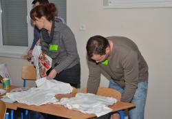 DSC_0571.JPG - Vzájomné manželské obdarovanie sa vlastnoručne namaľovaným tričkom