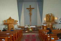 Interiér kostola Navštivenie Panny Márie.JPG -