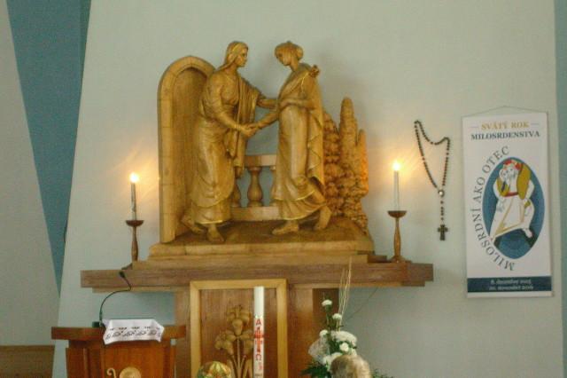 Navštívenie Panny Márie.JPG -