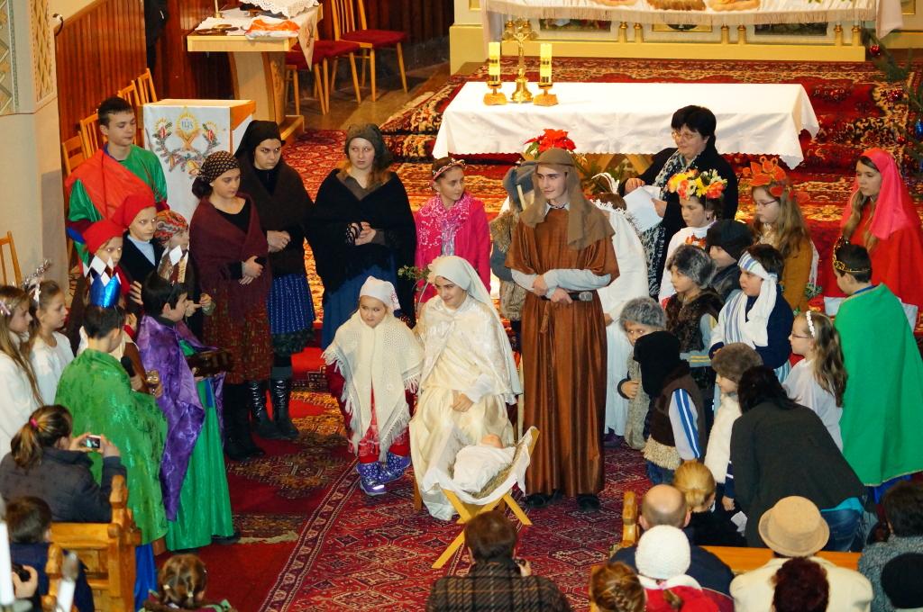 Ja3P_Vianoce-13.043.JPG - Oslava Narodenia Pána 2013