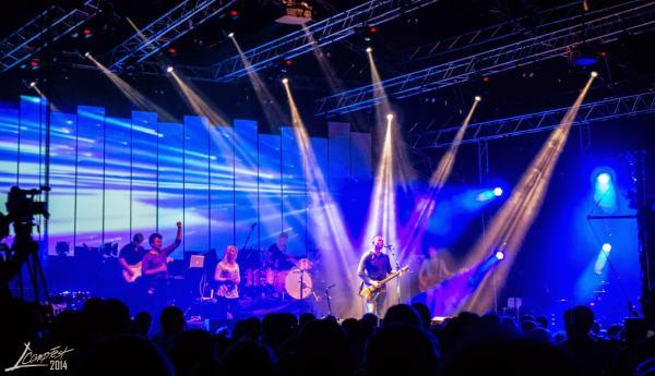 CampFest 2014: Búrka, nečakané zásnuby. A všetko s Ním