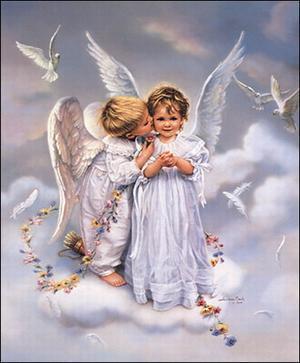 Aké je to spievať s anjelmi