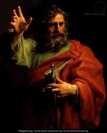 Sv. Pavol - pravý muž ( DVD )