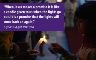 LIGHTS IN THE DARKNESS: THE COURAGEOUS FAITH OF THE CHURCH IN PAKISTAN