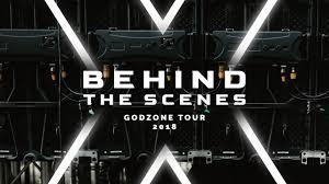 Godzone tour 2018 | Behind the scenes