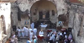 Egypt: Series of fires in their churches 'not a coincidence', say Copts
