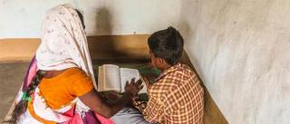 Kusum's in-laws blamed her for her husband's death. But God stepped in.